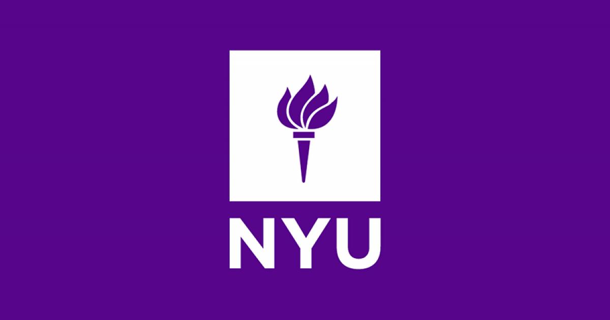 Logo of New York University